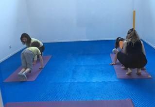 Yoga enfant 1